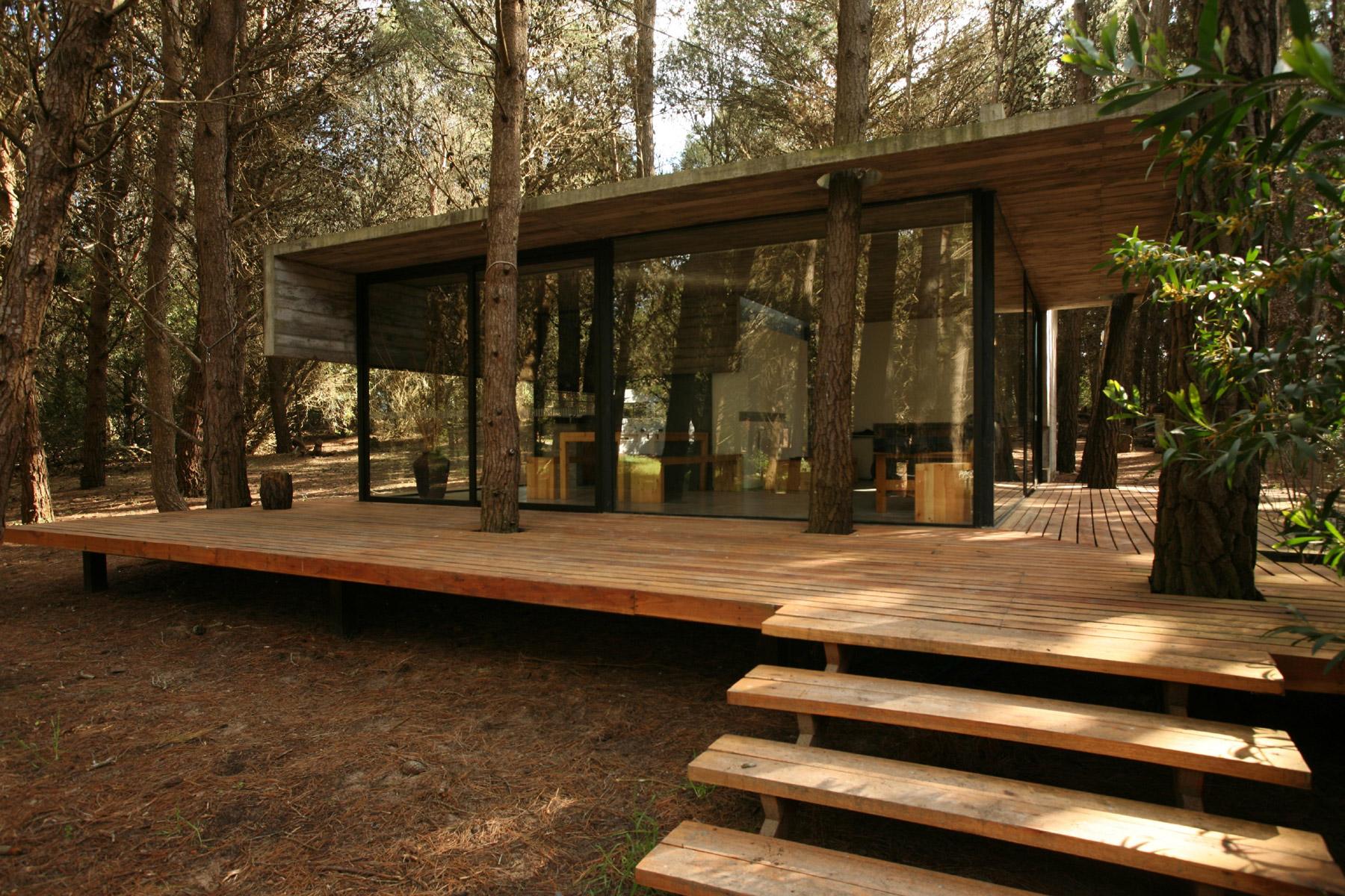 Деревянные террасы фото
