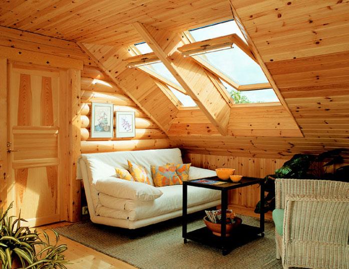 Деревянные материалы для отделки дома